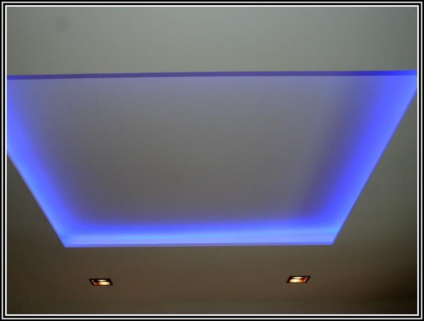 trockenbau decke led indirekte beleuchtung beleuchthung. Black Bedroom Furniture Sets. Home Design Ideas