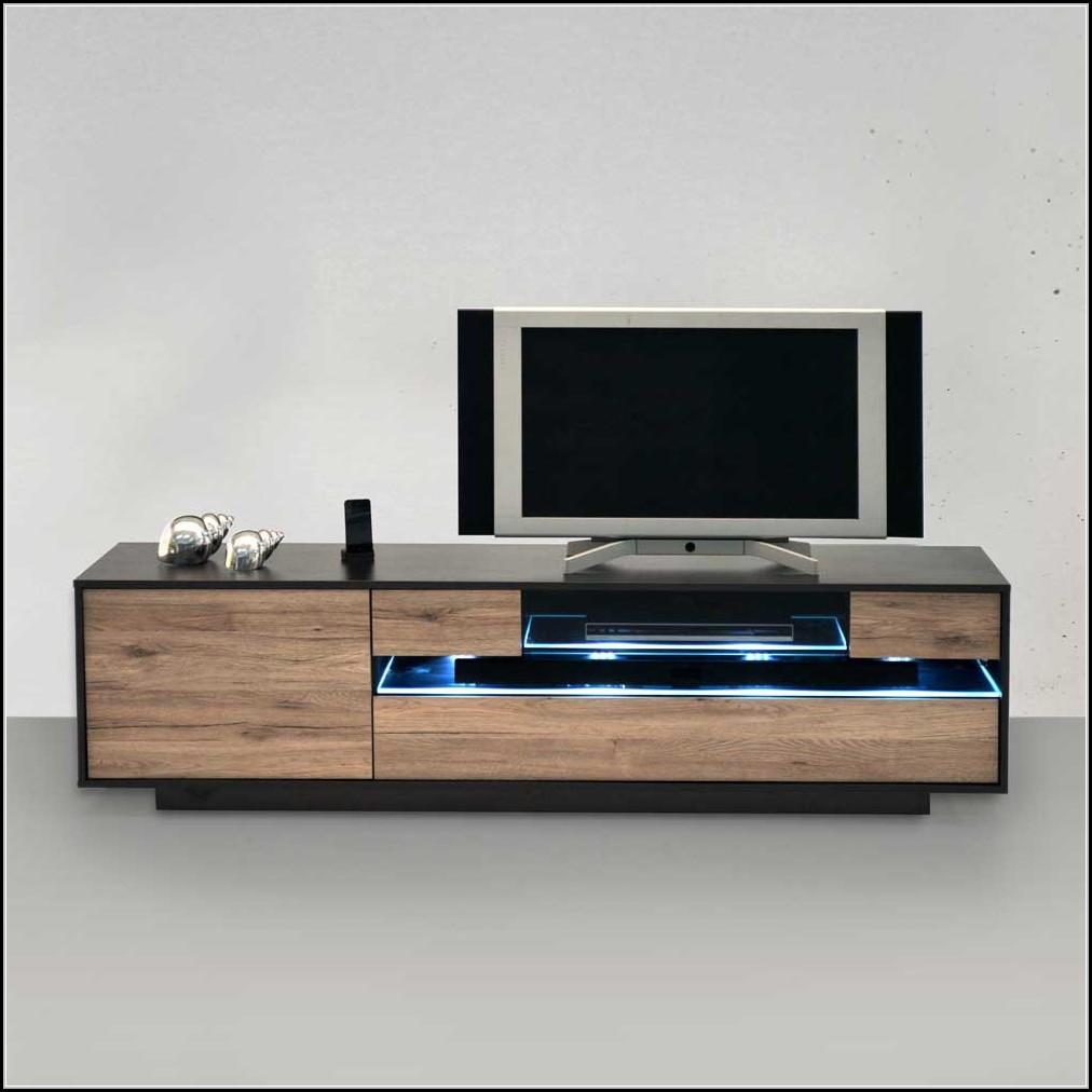 Tv Lowboard Mit Led Beleuchtung
