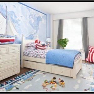 Wandgestaltung Farbe Beispiele Kinderzimmer