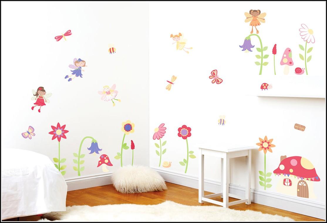 Wandsticker Blumen Kinderzimmer Kinderzimme House Und Dekor