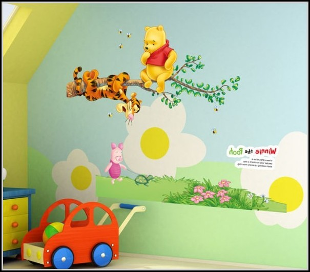 Wandsticker kinderzimmer winnie pooh kinderzimme house for Winnie pooh kinderzimmer