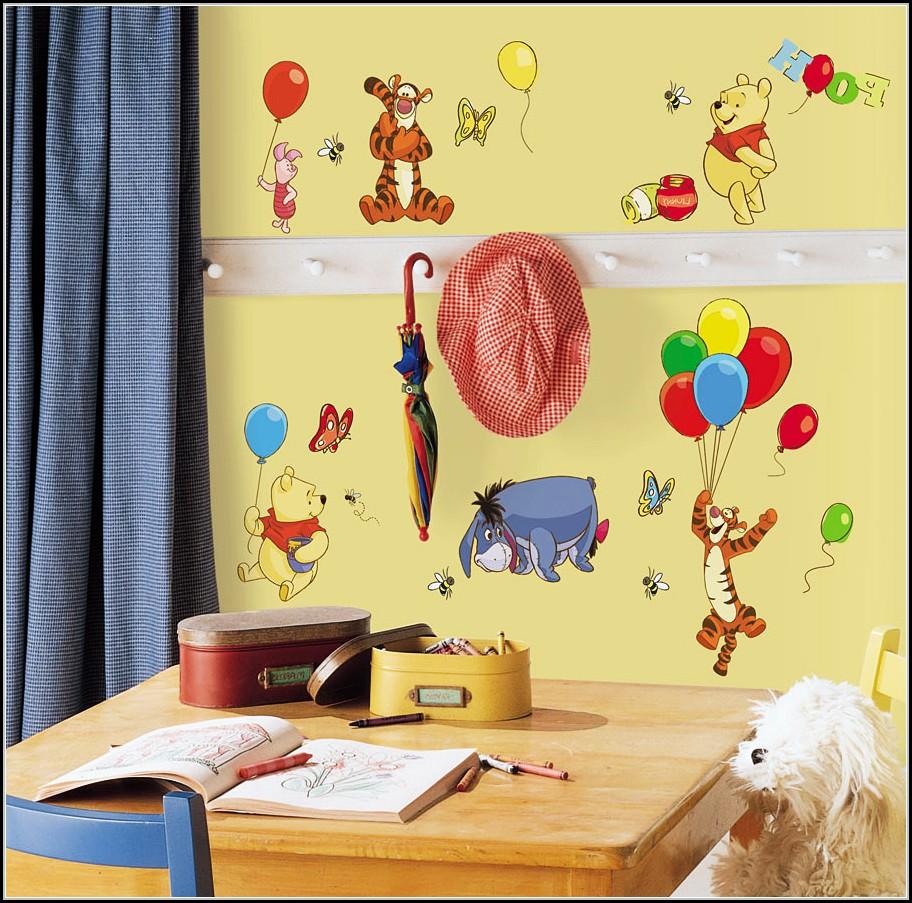 Wandtattoo Babyzimmer Winnie Pooh Kinderzimme House Und Dekor