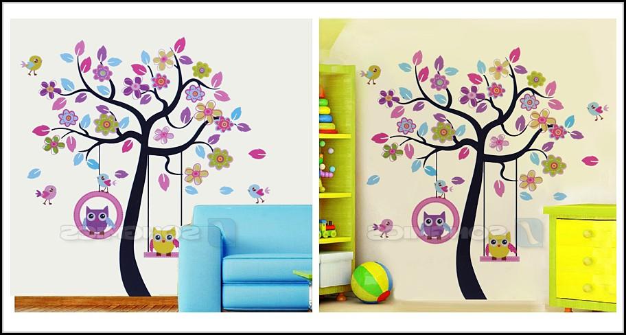 wandtattoo eule kinderzimmer kinderzimme house und. Black Bedroom Furniture Sets. Home Design Ideas