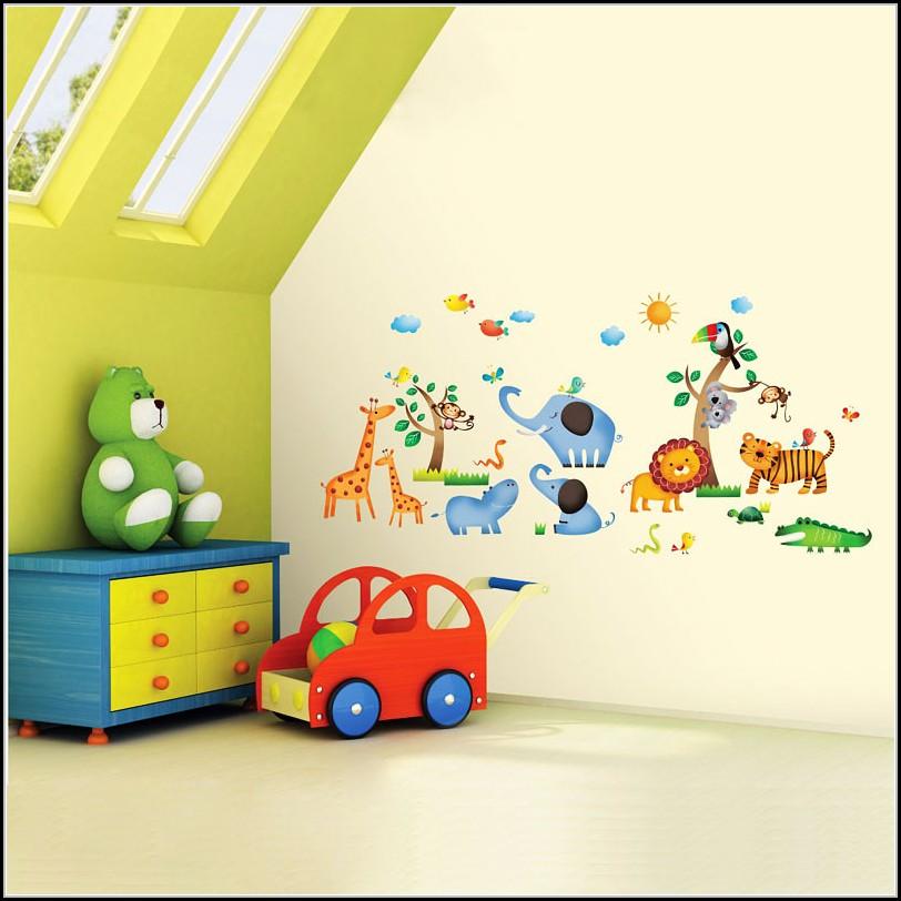 Wandtattoos kinderzimmer jungen kinderzimme house und - Wandtattoo jungen kinderzimmer ...