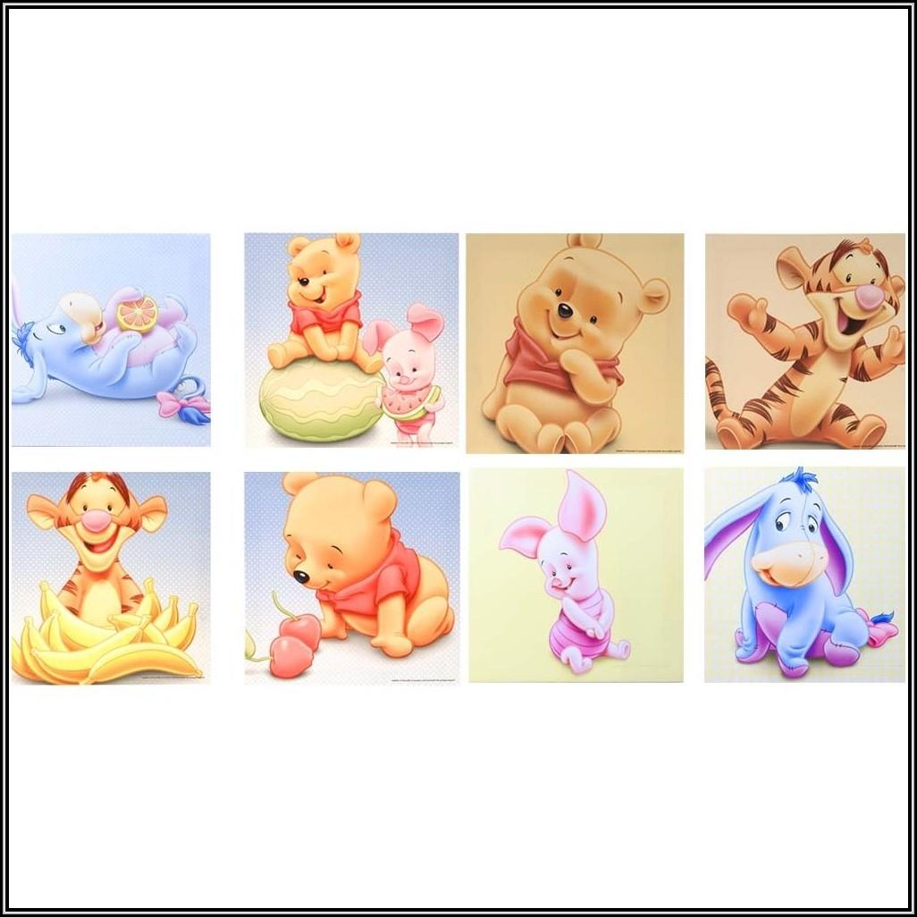 Winnie Pooh Kinderzimmerlampe