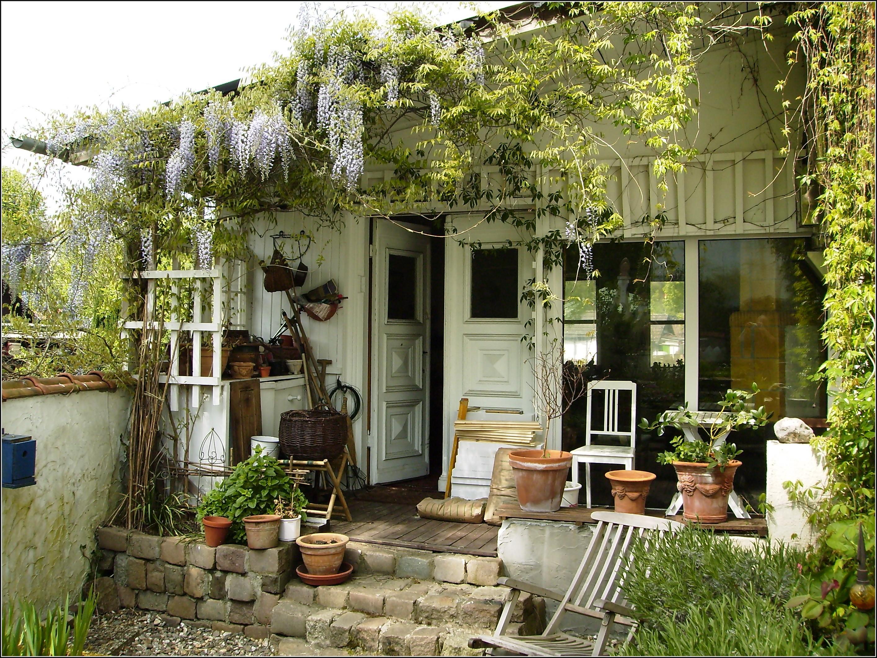 Wohnen Und Garten Foto