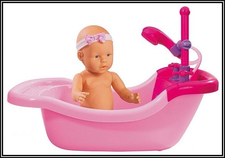 Baby Born Blubber Badewanne Mit Duschbrause