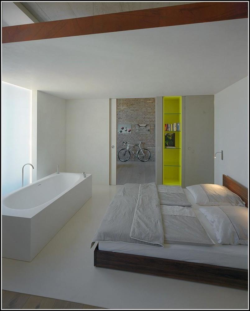 badewanne im schlafzimmer installieren badewanne house. Black Bedroom Furniture Sets. Home Design Ideas