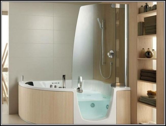 badewanne mit dusche integriert badewanne house und. Black Bedroom Furniture Sets. Home Design Ideas