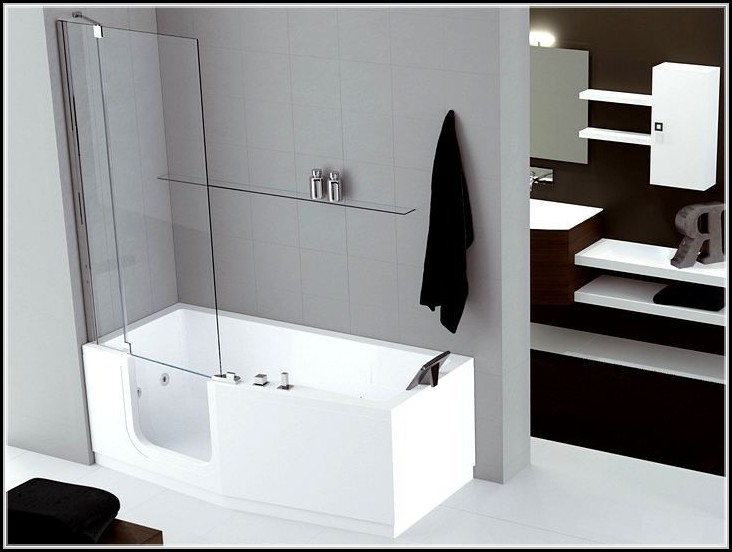 Badewanne Mit Einstieg Und Dusche