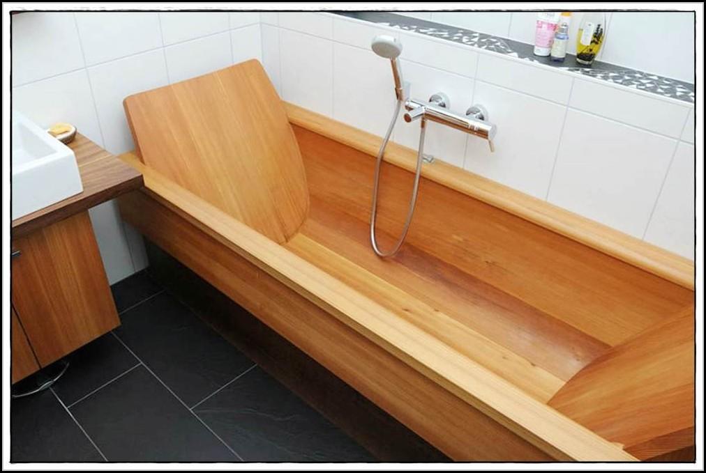 Badewanne Selber Bauen Holz