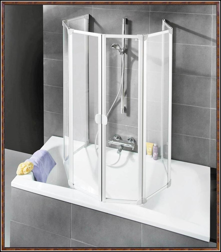 Duschabtrennung Badewanne Ohne Bohren