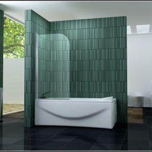 Duschkabine Neben Badewanne Dusche Duschabtrennung A2k Badewanne