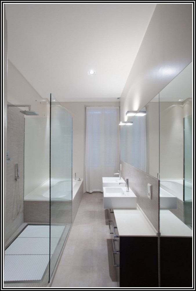 dusche in badewanne integriert badewanne house und. Black Bedroom Furniture Sets. Home Design Ideas