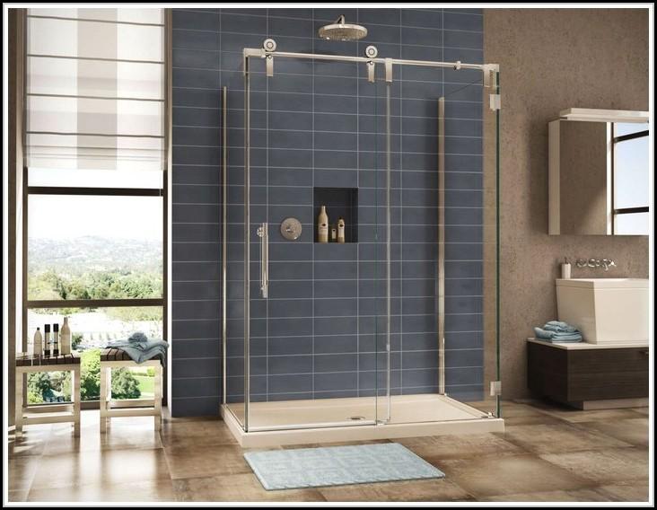 Duschkabine Neben Badewanne Dusche Duschabtrennung A2k