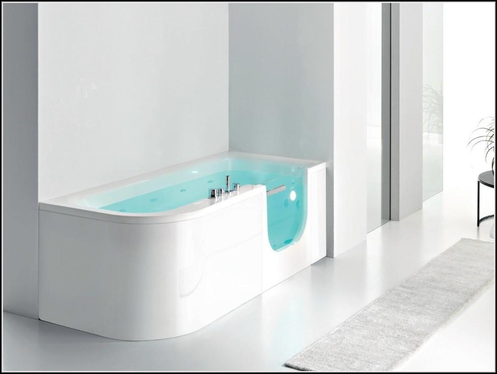 Eck Dusche Mit Badewanne