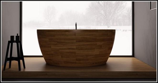 freistehende badewanne aus holz badewanne house und dekor galerie qmkjqdvrk5. Black Bedroom Furniture Sets. Home Design Ideas