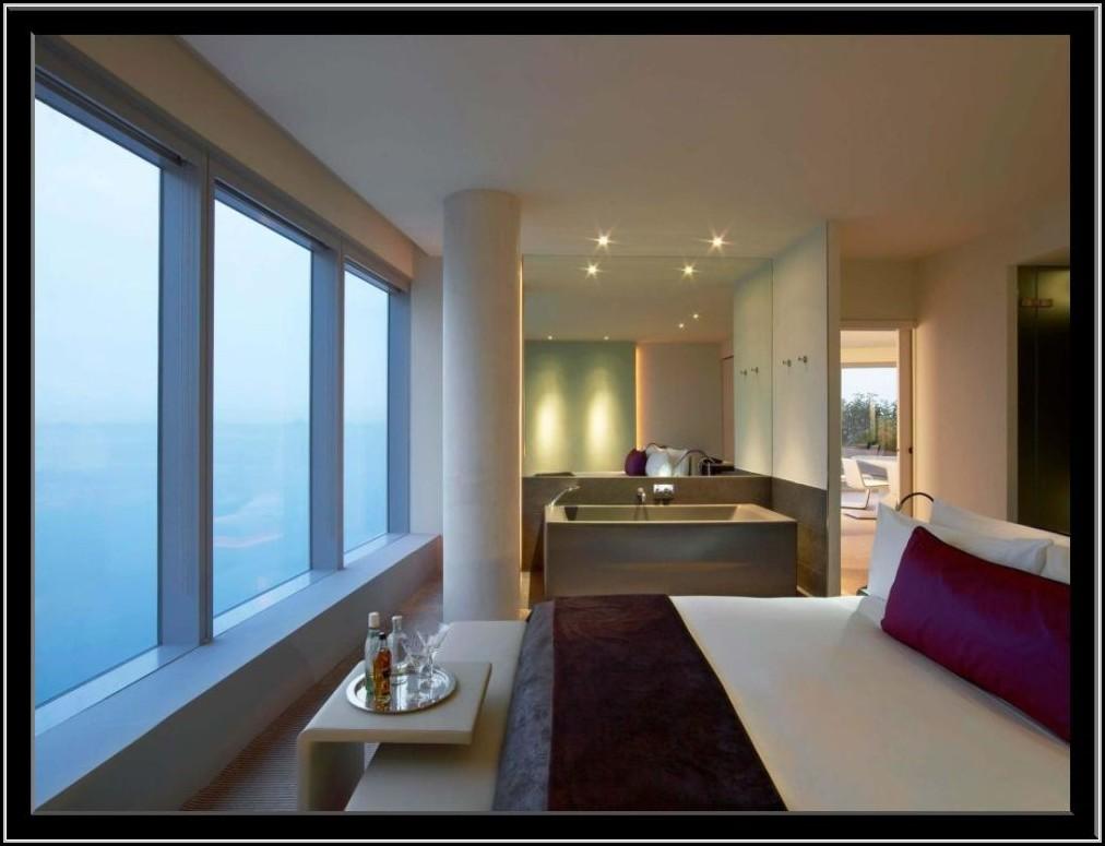 freistehende badewanne im schlafzimmer badewanne house. Black Bedroom Furniture Sets. Home Design Ideas