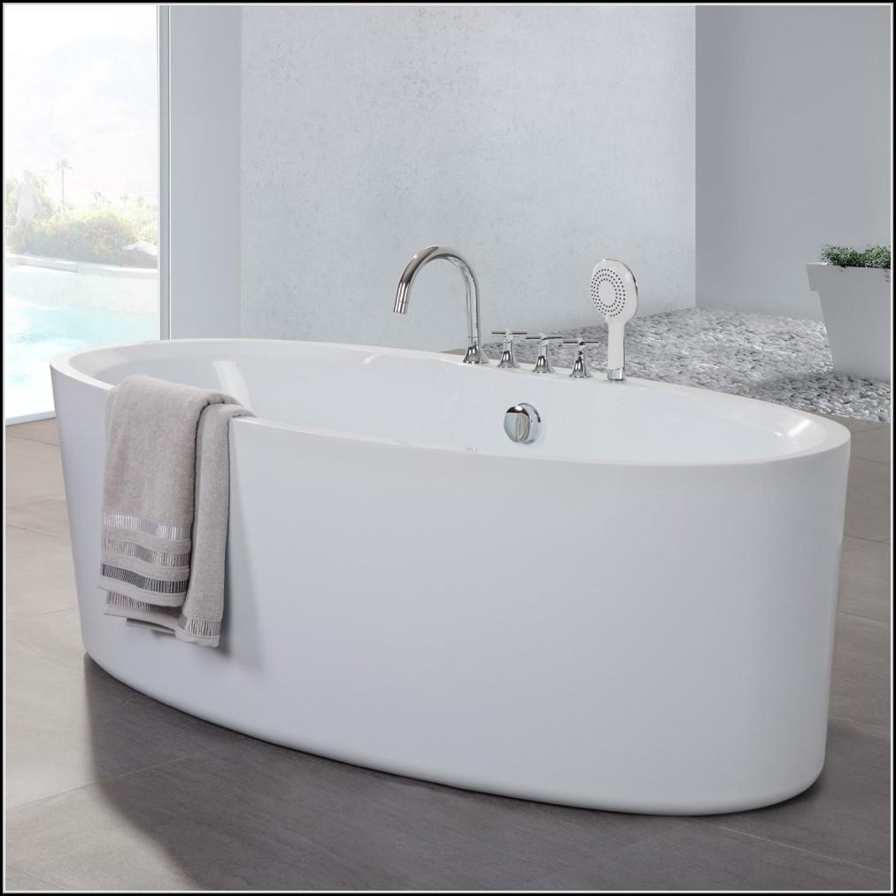 Freistehende Badewanne Inkl Armatur