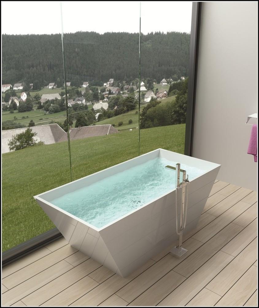 freistehende badewanne kleine bder badewanne house und. Black Bedroom Furniture Sets. Home Design Ideas