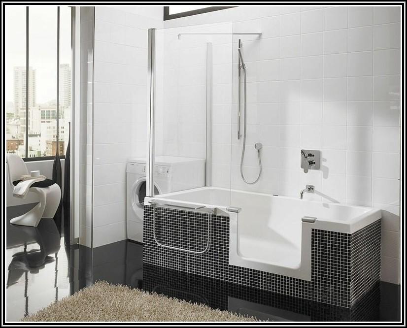 Kleine Badewanne Mit Dusche