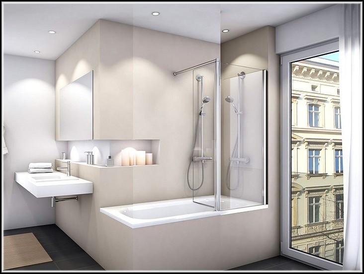 Kombination Badewanne Dusche Kombi