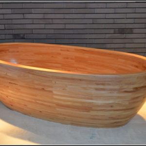 Luxus Badewanne Aus Holz
