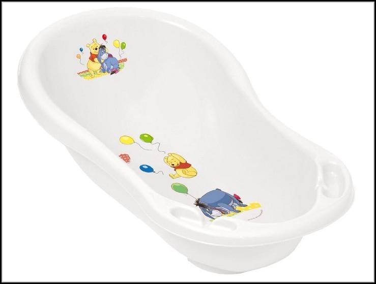 Mit Baby In Die Badewanne