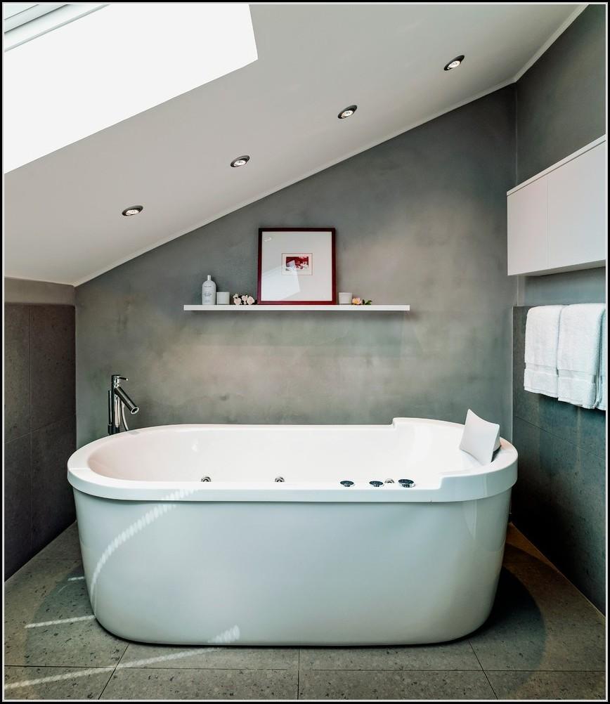 Wschetrockner Badewanne Wand