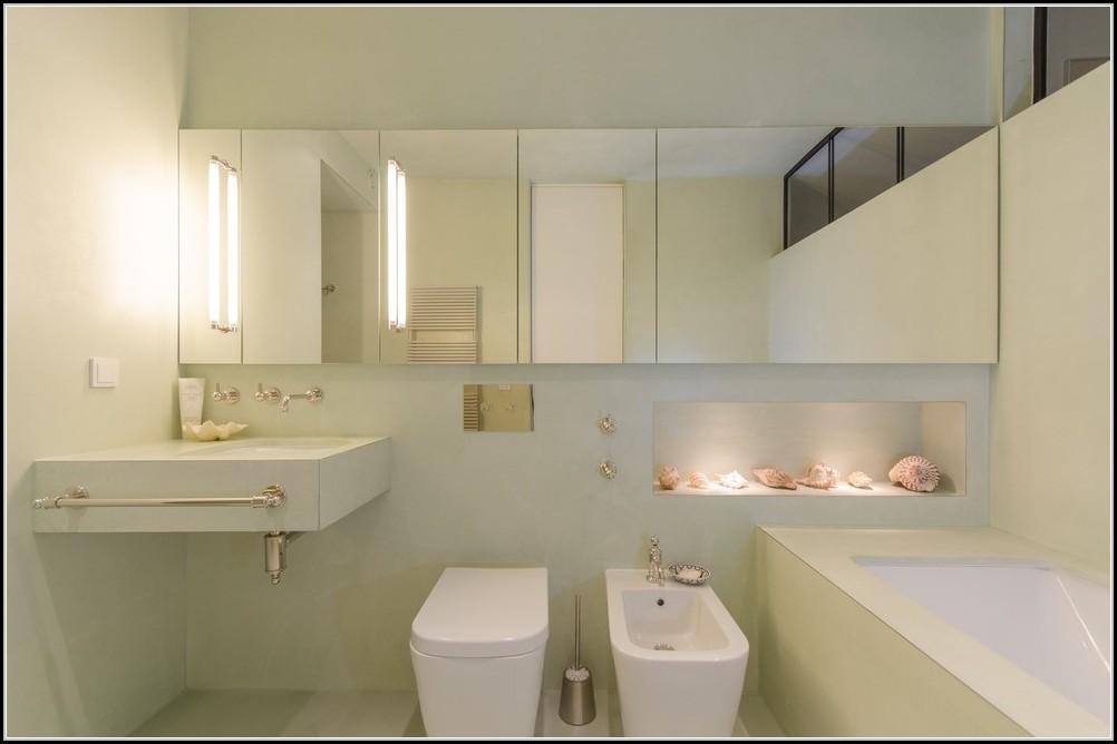 Badezimmer Beleuchtung Ber Spiegel - Badezimmer : House und Dekor ...
