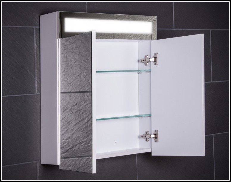Badezimmer Spiegelschrank Gnstig