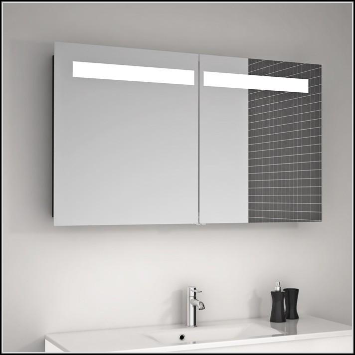 Badezimmer Spiegelschrank Mit Licht Und Steckdose - Badezimmer ...