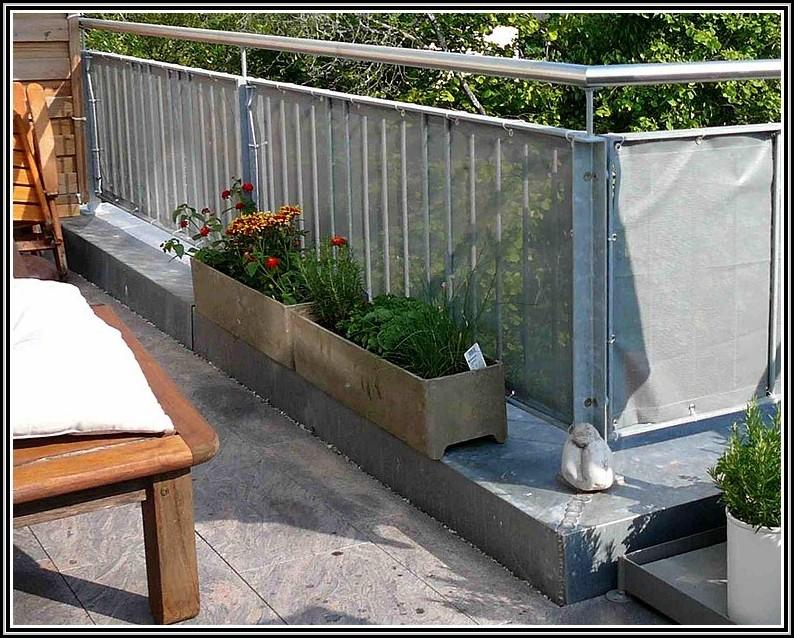 Balkon Sichtschutz Obi Ch