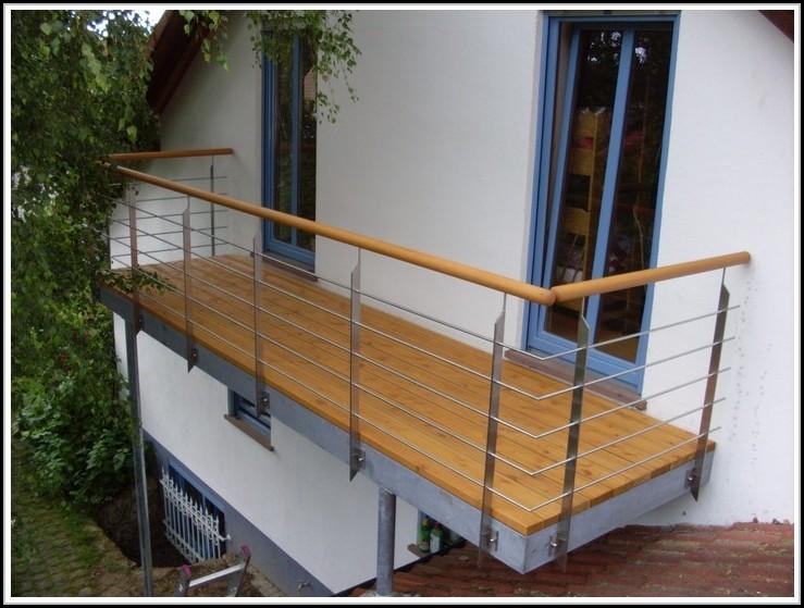 Balkone Aus Edelstahl Und Holz Balkon House Und Dekor Galerie