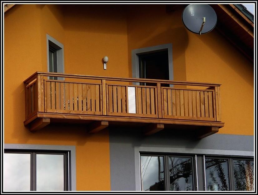 Balkone Aus Holz Bayern