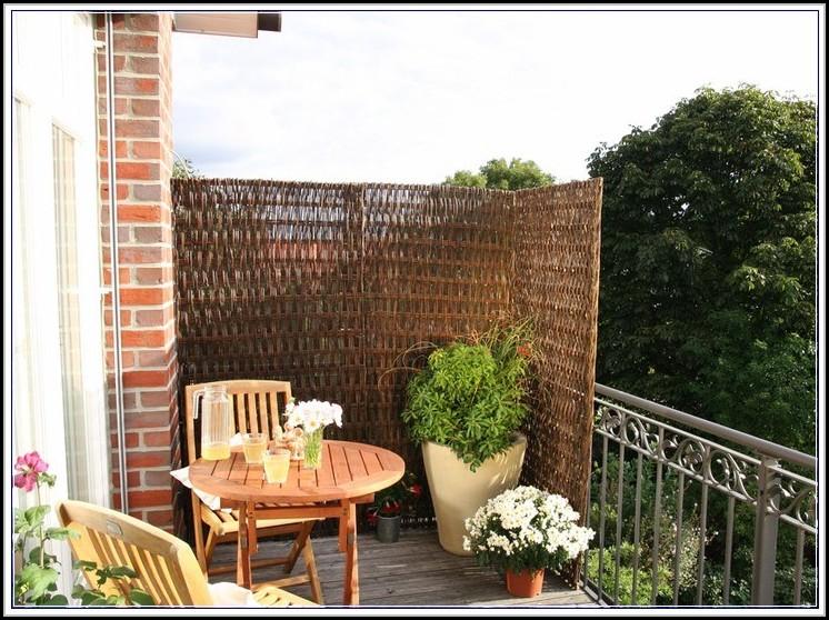 Bambus Pflanze Balkon Sichtschutz Balkon House Und Dekor Galerie