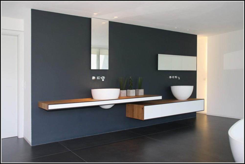 Bodenbelge Badezimmer Beispiele