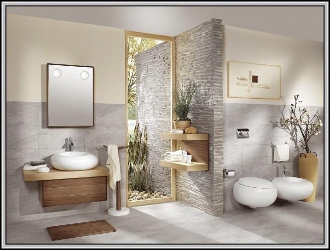 Dekoration Badezimmer Selbst Gestalten