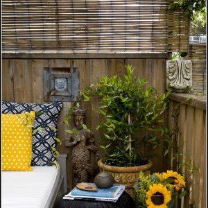 Garten Auf Dem Balkon