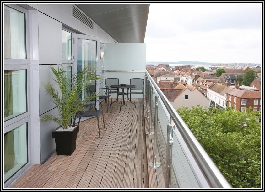 Holzboden Balkon Verlegen Anleitung