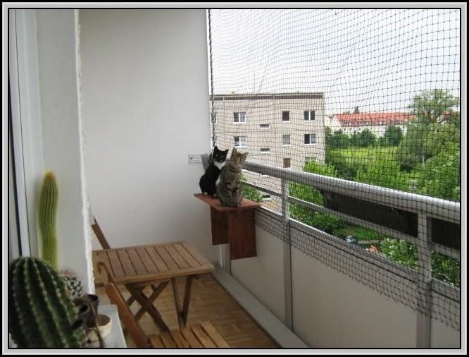 Katzennetz Am Balkon Befestigen Ohne Bohren House Und