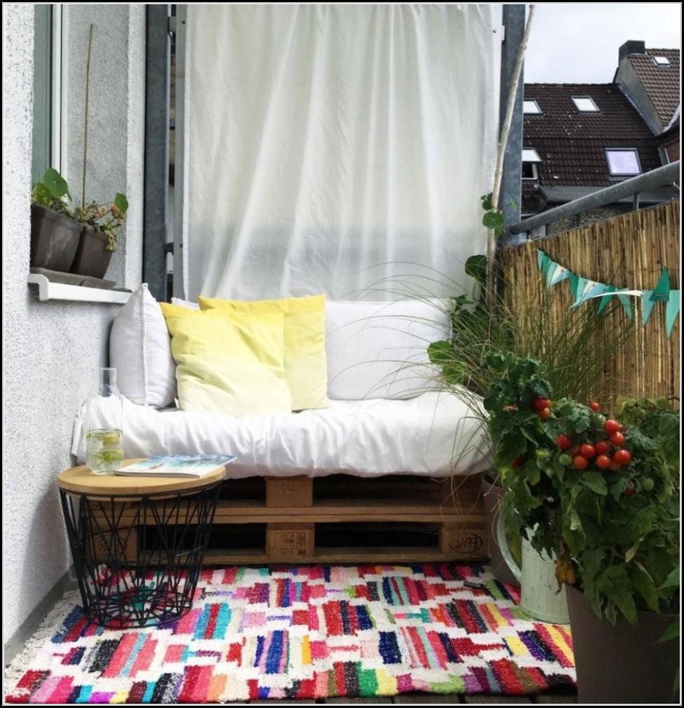 kleiner balkon gestalten tipps balkon house und dekor. Black Bedroom Furniture Sets. Home Design Ideas