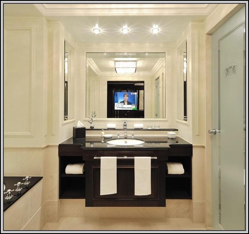 Lcd Tv Im Badezimmer