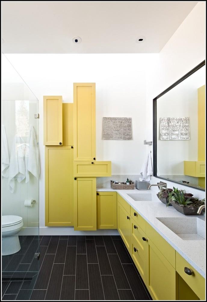Mlleimer Badezimmer Design