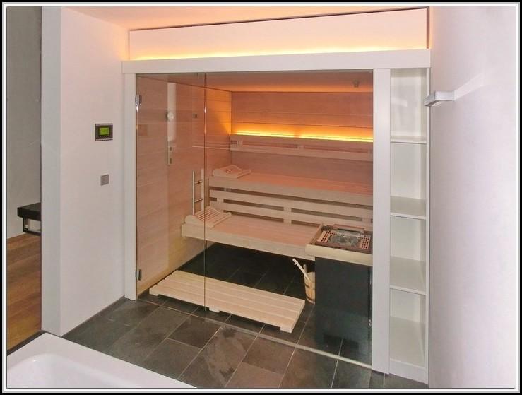 Moderne Badezimmer Mit Sauna