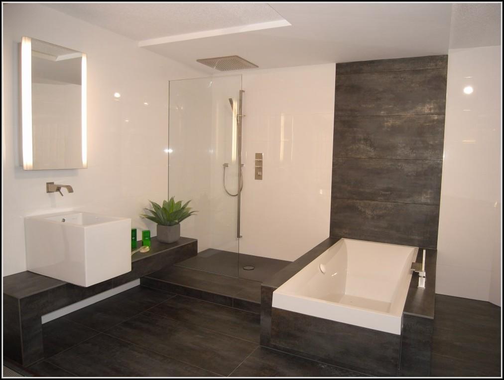 Schnes Badezimmer Modern
