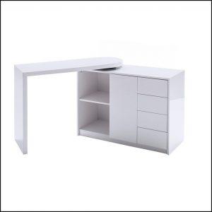 Schreibtisch Schwenkbarer Arbeitsplatte