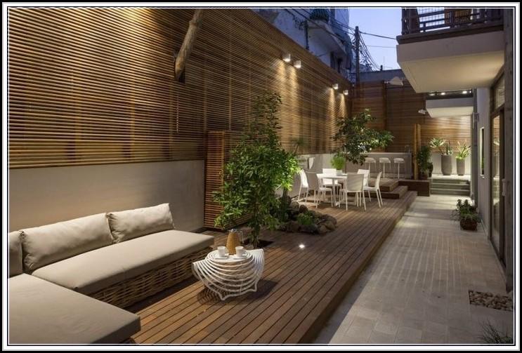 Sichtschutz Balkon Bambus Amazon