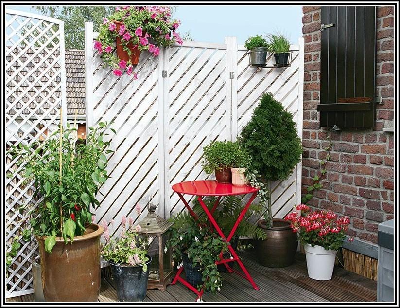 sichtschutz balkon durch pflanzen balkon house und dekor galerie xg12mr7wmz. Black Bedroom Furniture Sets. Home Design Ideas