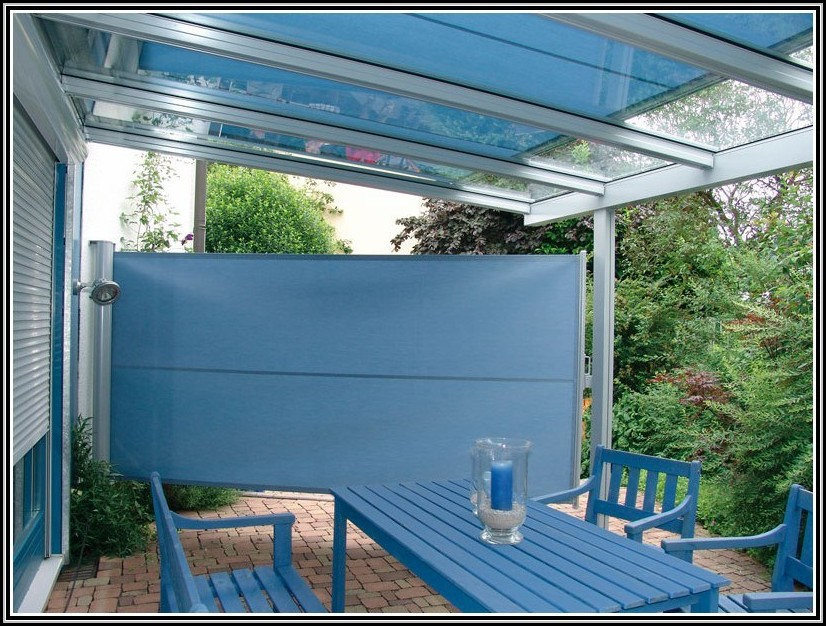sichtschutz balkon seitlich selber machen download page beste wohnideen galerie. Black Bedroom Furniture Sets. Home Design Ideas